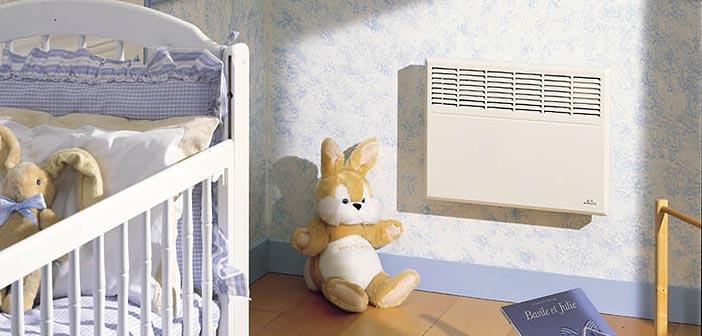 Convecteur électrique - Chauffage électrique