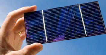 Histoire du photovoltaïque - Panneau solaire