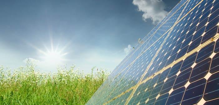 Fonctionnement photovoltaïque - Panneau solaire