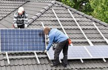 Devis pour installation de panneaux solaires